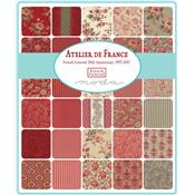 Fiche patchwork French General Atelier de France - La Vie en Rose