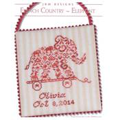 French Country Elephant - JBW Designs 303