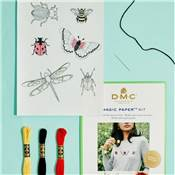 Insectes - Magic Paper Kit