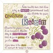 Confiture de Raisin - G014