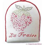 French Country Strawberry - La fraise - 255