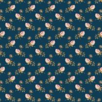 Tissu super bloom Clover dusk par 10 cm