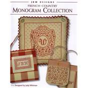 French country Monogram collection - 196
