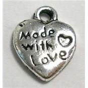 "Charm's Coeur ""Made with Love"""