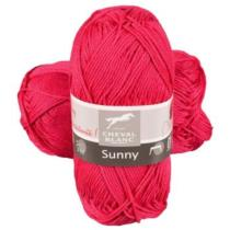 Coton Cheval blanc - sunny 002 - murier