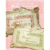 French Country Baby Sampler - JBW-176