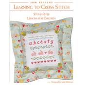 Learning to Cross Stitch - Step by Step JBW Designs 306