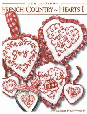 French country Hearts I - 248