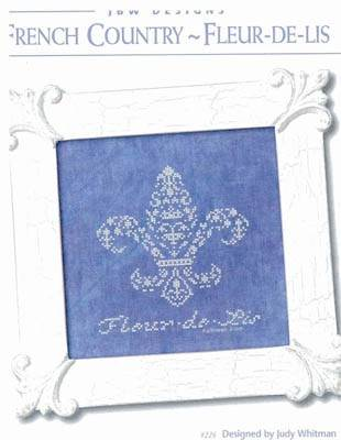French Country Fleur de Lis - JBW-226