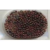 Perles Bordeaux antique 2409