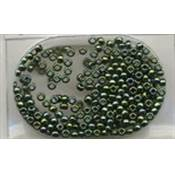 Perles Emeraude antique 2609