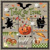 Trick or Treat - Madame La Fée