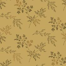 Tissu super bloom Twigs dark khaki par 10 cm