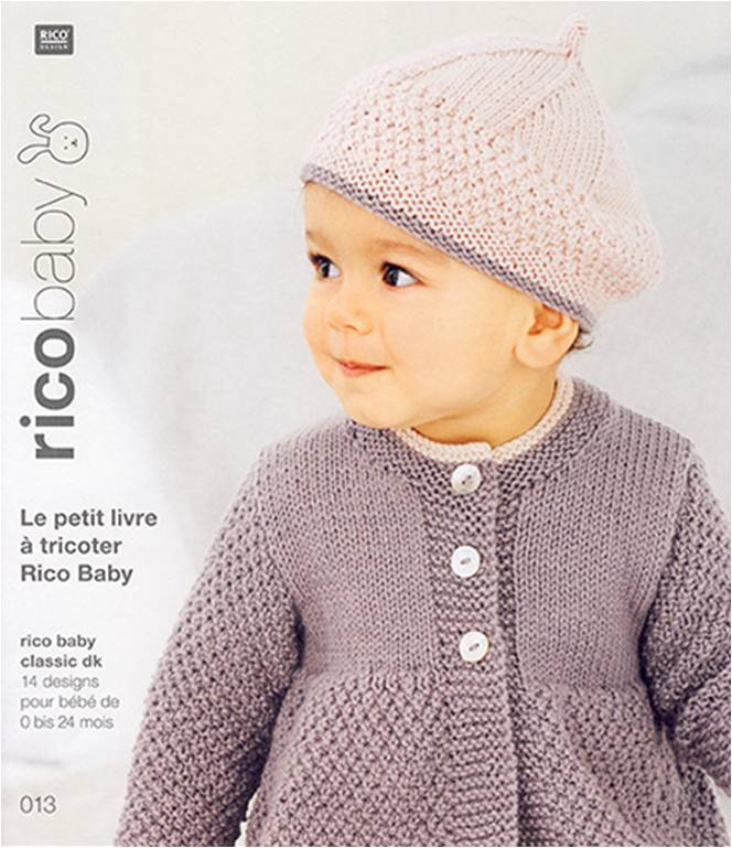 Catalogues tricot et crochet Rico Design