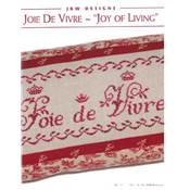 Joie de Vivre - Joy of Living -JBW Designs 305